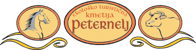 Organic farm stay Peternelj