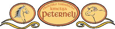 Ekološko turistična kmetija Peternelj